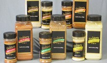 Seasonings, Spices, Sauces & Marinades