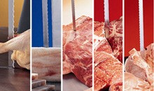 Blades for Boneless Meats, Poultry, Processed Meat